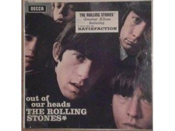 The Rolling Stones title* Out Of Our Heads* Rock, Blues Rock EU LP