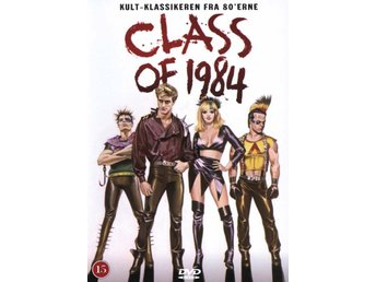 Class of 1984 (1982) Mark L Lester med Michael J Fox, Perry King