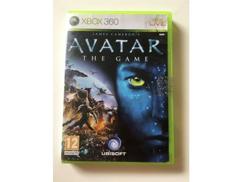 "Avatar the game ""Xbox 360"""
