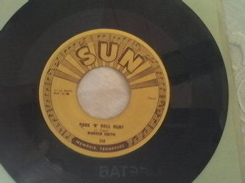 WARREN SMITH  SUN #239# ORIGINAL SUN ROCKABILLY