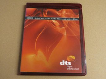 2008 High Definition Audio Demo Disc (HD DVD) Svår utgåva