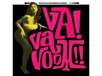 Various - Va Va Voom (16 early Instrumental Shakers) - LP