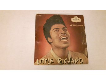 Little Richard - By The Light Of The Silvery Moon (Endast Omslag)
