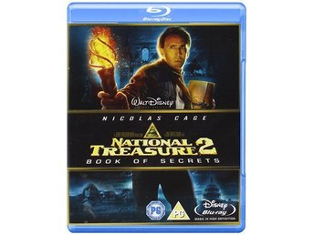 National Treasure 2 (Nicolas Cage 2) - Bluray Blu-Ray