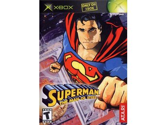 Superman: The Man of Steel - Xbox