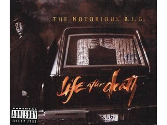 Notorious B.I.G: Life after death 1997 (2 CD)