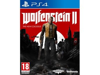 Wolfenstein II / The new Colossus (PS4)