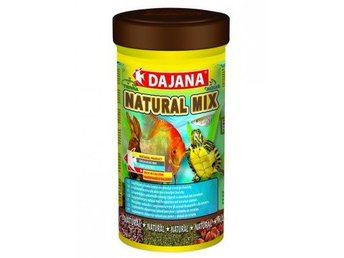 Natural mix  250ml  burk