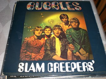"OMSLAG SLAM CREEPERS "" BUBBLES "" VG+"