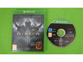 Diablo 3 Reaper of Souls Ultimate Evil Edition Xbox One