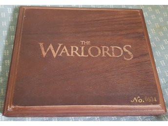 "The Warlords.""Limited Collector's Wooden Box Set"" (Blu-ray)"