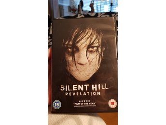 Silent hill 2 -  revelation. fri frakt