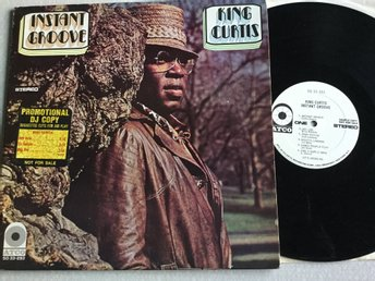 Lp King Curtis-Instant groove rare US WLP org på Atco