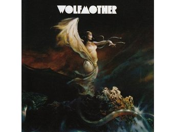 Wolfmother - S/T - CD - 2006 - Nyskick