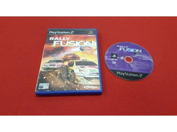 RALLY FUSION till Sony Playstation 2 PS2
