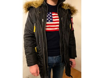 Alpha Industries Jacka PPS N3B