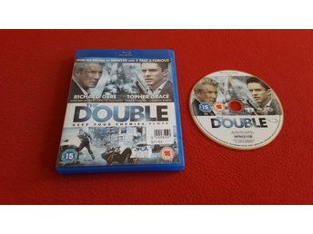 THE DOUBLE till Blu-Ray Bluray