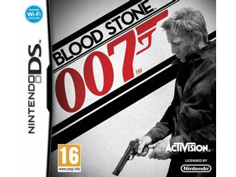 James Bond 007: Blood Stone - Helt nytt till Nintendo DS!!!