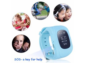 GPS Barn Smart klocka Smartband Armbandsur GPS-position dubbelriktad samtal SOS - Hörby - GPS Barn Smart klocka Smartband Armbandsur GPS-position dubbelriktad samtal SOS - Hörby