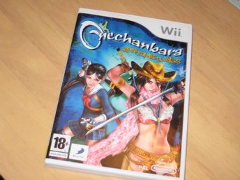 ONECHANBARA - BIKINI ZOMBIE SLAYER (Wii)