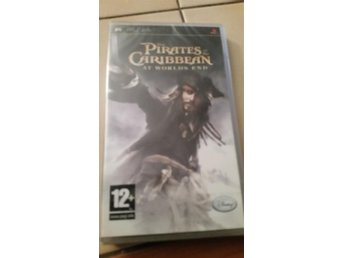 Pirates of the Caribbean at worlds end till PSP INPLASTAD!