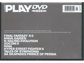 SUPER PLAY DVD 095