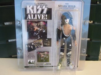 KISS ALIVE PAUL NY/SEALED/OÖPPNAD