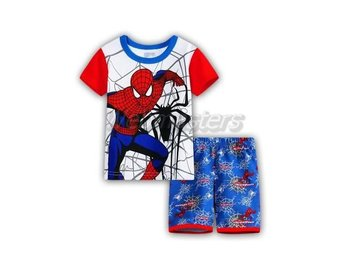 Spindelmannen Spiderman pyjamas strlk ca 100 (4)