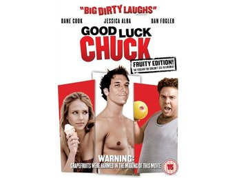 Good Luck Chuck - Dan Fogler, Jessica Alba, Dane Cook - DVD