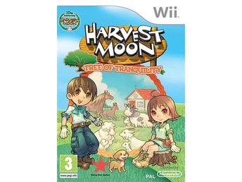 Harvest Moon - Tree Of Tranquility Nintendo Wii