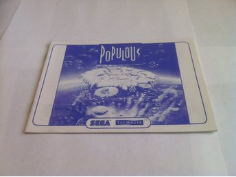 Master System: Populous