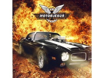 MOTORJESUS - WHEELS OF PURGATORY (CD, ALBUM, 2010)
