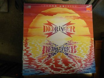 Dedringer - Second Arising, LP