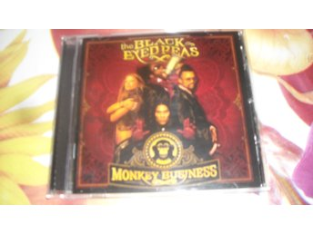 THE BLACK EYEDPEAS    MONKEY BUSINESS