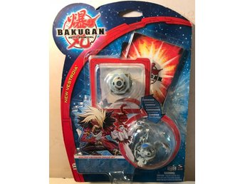 Bakugan TRAP 2-pack Spectra´s Combat Set + 2 Kort