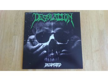 Desolation - Decapitated (Swedish Death Metal) (LP)