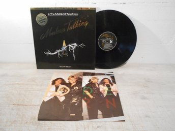Modern Talking - In The Middle Of Nowhere Ger Orig-86 TOPPEX !!!!!