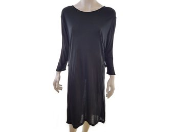 Won hundred size M Modal dress 100% black
