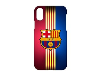 Barcelona iPhone XS Max Skal