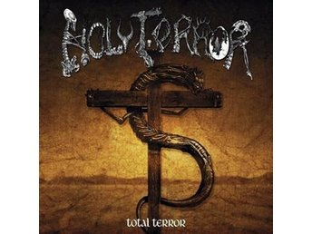 Holy Terror: Total Terror 1987-88 (4 CD + DVD)