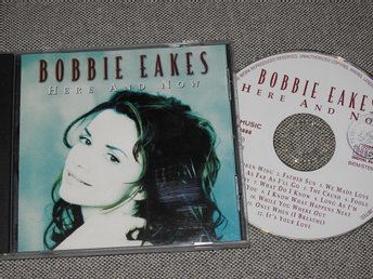 Bobbie Eakes - Here And Now CD (PROMO)