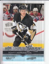 Upper Deck- Young Guns- Scott Harrington