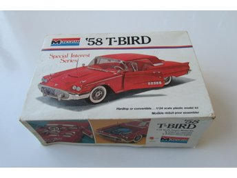 T-BIRD 58 Monogram skala 1:24