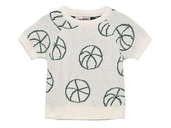 BOBO CHOSES Stickad T-shirt st 86 Ny m tags Julklapp? ECO