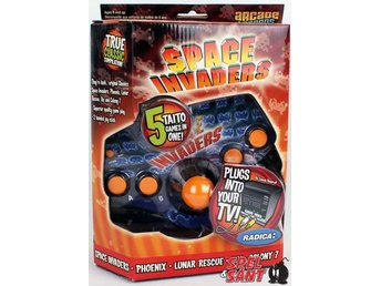 Arcade Legends Space Invaders 5 Taito Games in One