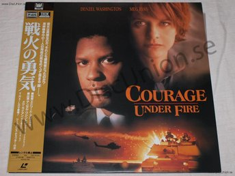 COURAGE UNDER FIRE - WIDESCREEN JAPAN LD