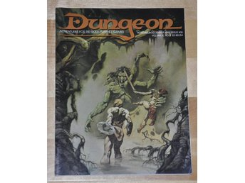 AD&D/D&D Dungeon Magazine #56 (Nov/Dec 1995)