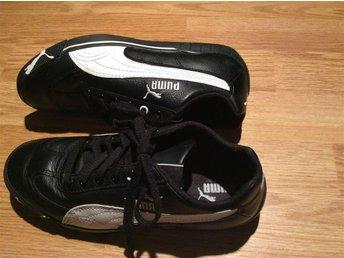 Skor Puma Skinn storlek 37 Sneakers - Stockholm - Skor Puma Skinn storlek 37 Sneakers - Stockholm