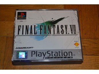 Final Fantasy VII Playstation PS1
