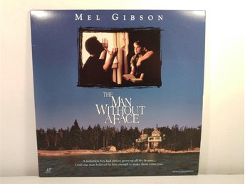 The Man Without a Face på LaserDisc | Widescreen | Dolby |